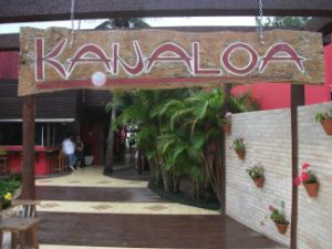 Restaurantes em Maresias - Kanaloa