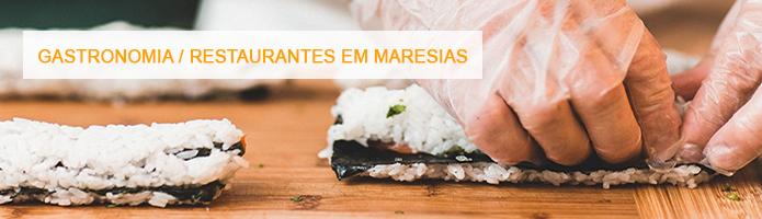 Restaurantes em Maresias