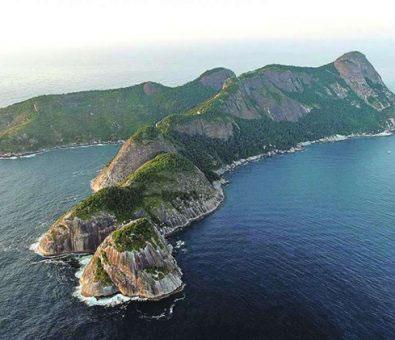 Arquipélago dos Alcatrazes é um paraíso da natureza há apenas 45 km da costa de São Sebastião