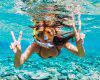 Veja dicas para se praticar Snorkeling em segurança